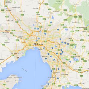 VIC MELBOURNE